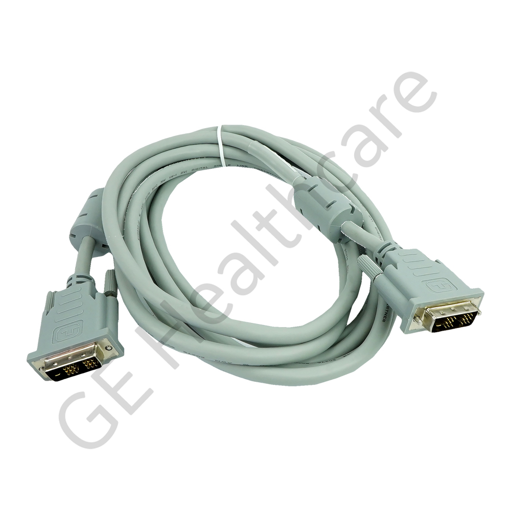 Video Cable DVI-D(male) - DVI-D(male) 3m 2043223-001