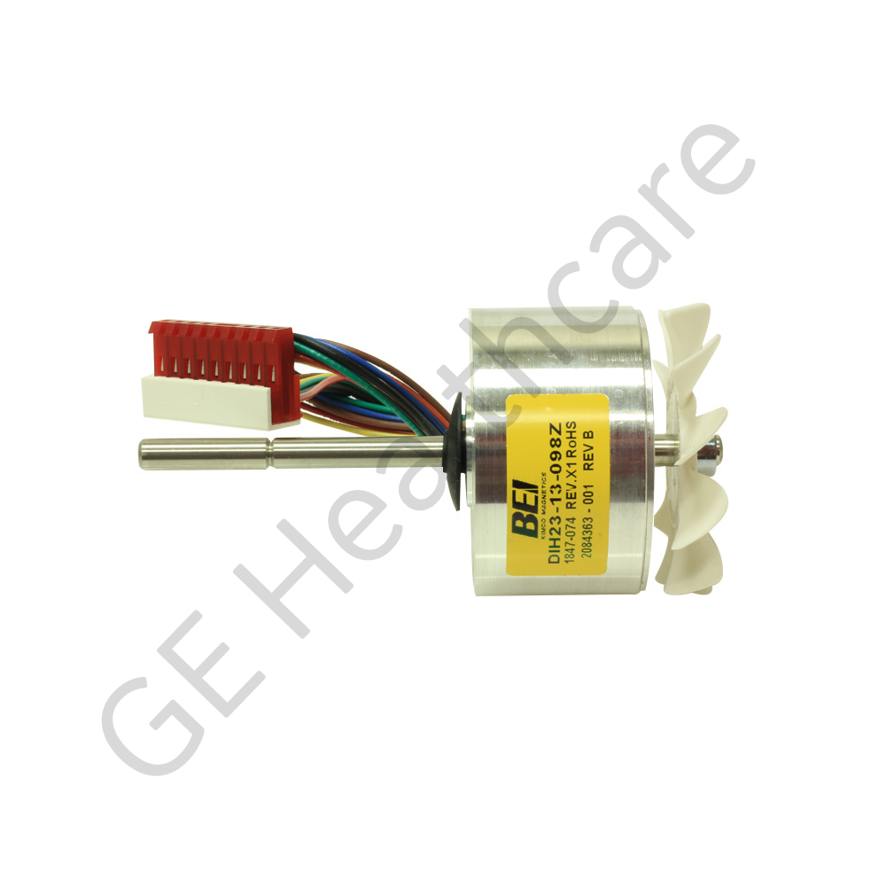 Brushless DC Fan Motor Kit - SSB GH GI - RoHS