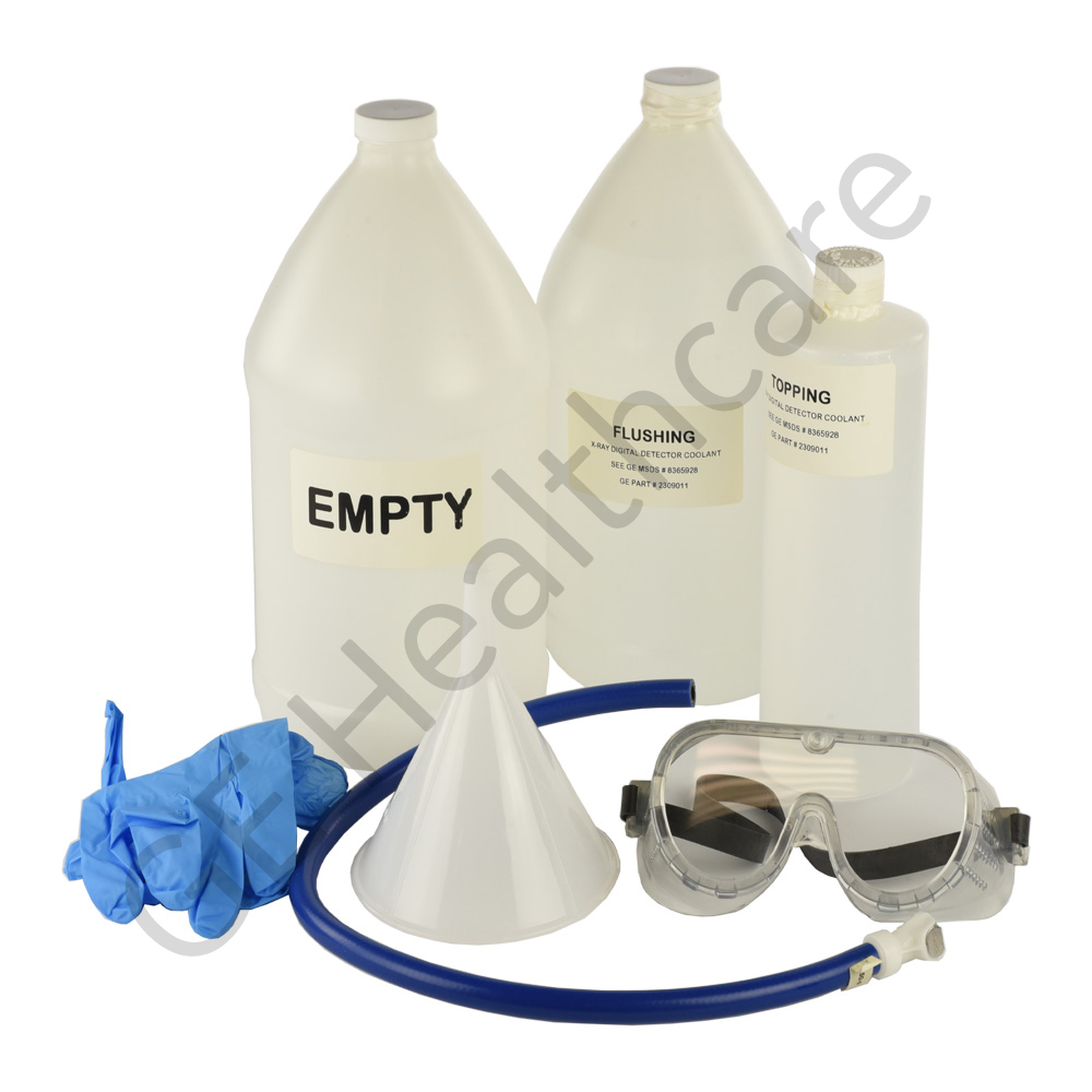 X-Ray Digital Detector Coolant Kit 2309010