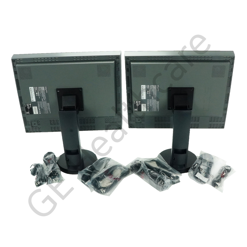 2X5 MP GX540 Monitor Bundle