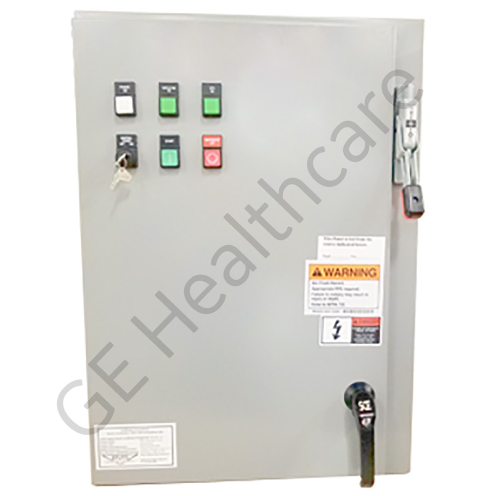 Main Disconnect Panel, 480V, 50/60Hz, 110 Amp, UL, for Discovery NM/CT 670 & NM/CT 870 Series